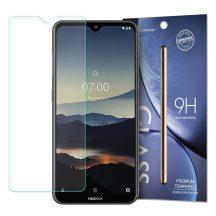 Nokia 6.2 / Nokia 7.2 karcálló edzett üveg Tempered glass kijelzőfólia kijelzővédő fólia kijelző védőfólia
