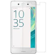 Sony Xperia X karcálló edzett üveg Tempered glass kijelzőfólia kijelzővédő fólia kijelző védőfólia
