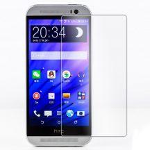 HTC One M9 karcálló edzett üveg Tempered glass kijelzőfólia kijelzővédő fólia kijelző védőfólia