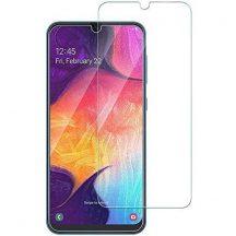 Samsung Galaxy A70 karcálló edzett üveg Tempered Glass kijelzőfólia kijelzővédő fólia kijelző védőfólia eddzett SM-A705F