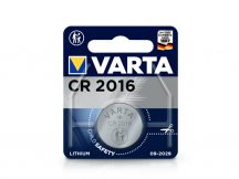 Varta CR2016 lithium gombelem - 3V - 1 db/csomag