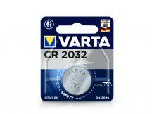 Varta CR2032 lithium gombelem - 3V - 1 db/csomag