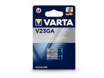 VARTA Alkaline V23GA elem - 12V - 2 db/csomag