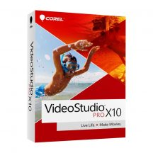 Corel VideoStudio Pro X10 (VSPRX10MLMBAM)