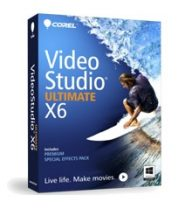 Corel VideoStudio Pro Ultimate X6 (VSPRX6UL)